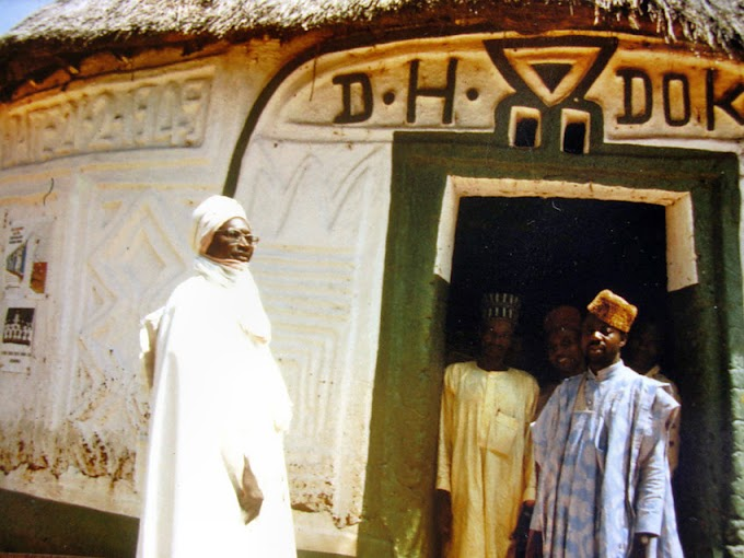 History of Bida