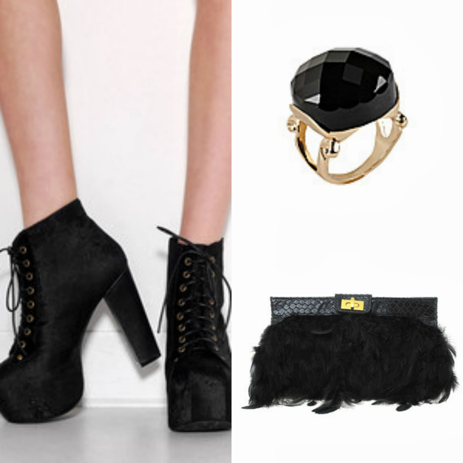 b0980c7583b5 I paired this with the classic Jeffrey Campbell best seller