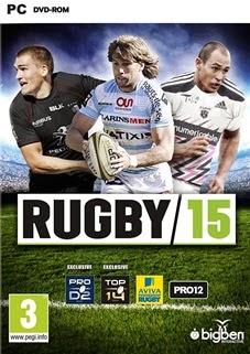 Rugby 15 - PC (Download Completo em Torrent)