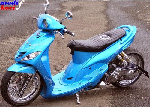 Gambar Modifikasi Yamaha Mio
