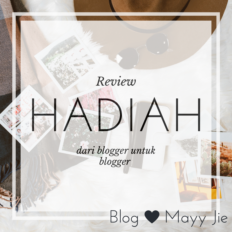 Review Hadiah dari Bloggers kepada missobsesi.blogspot.my