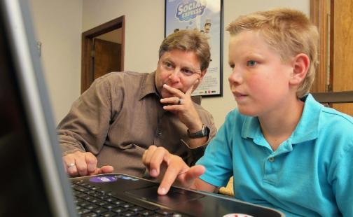 Social Gaming to Master Social Interactions