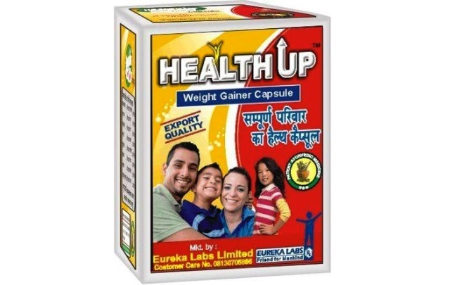 Win Healthup Capsule Free Sample from Eureka Labs Limited