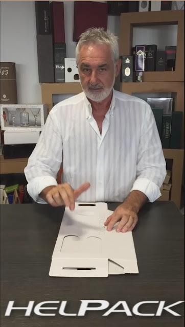 Roberto Tabarini di Helpack spiega come montare il fondo a incastro