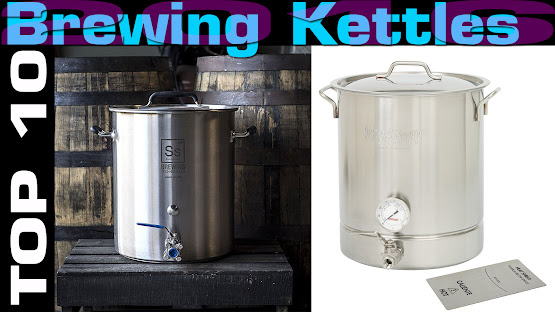 Top 10 Review Products-Top 10 Brewing Kettles 2016