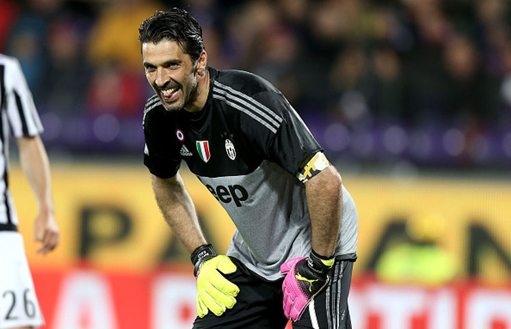 "Buffon: ""Scudetto za Marchisia"""