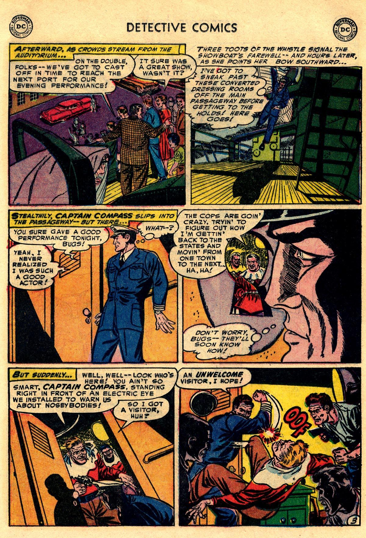 Read online Detective Comics (1937) comic -  Issue #203 - 27