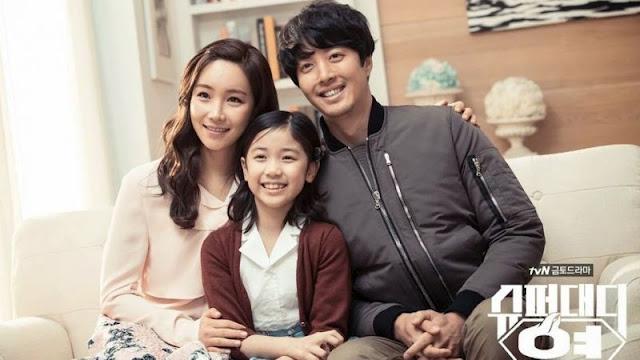 Download Drama Korea Super Daddy Yeol Batch Subtitle Indonesia