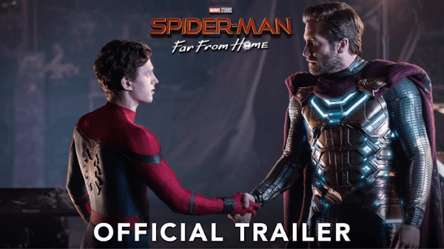 Spiderman Far From Home Torrent Magnet Full Movie Download BluRay 720p Hd Leaked By Tamilrockers