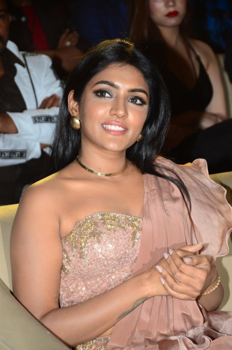 Indian Actress Eesha Rebba New Movie Pre Release Function