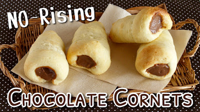 NO-Rising Chocolate Cornets