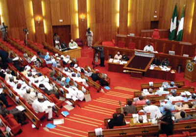 Senate Leader Ali Ndume says the National Assembly is broke