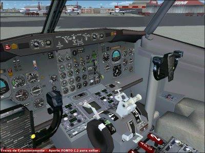 Melhor do FS: Aerosim 737-200 [FS2004]