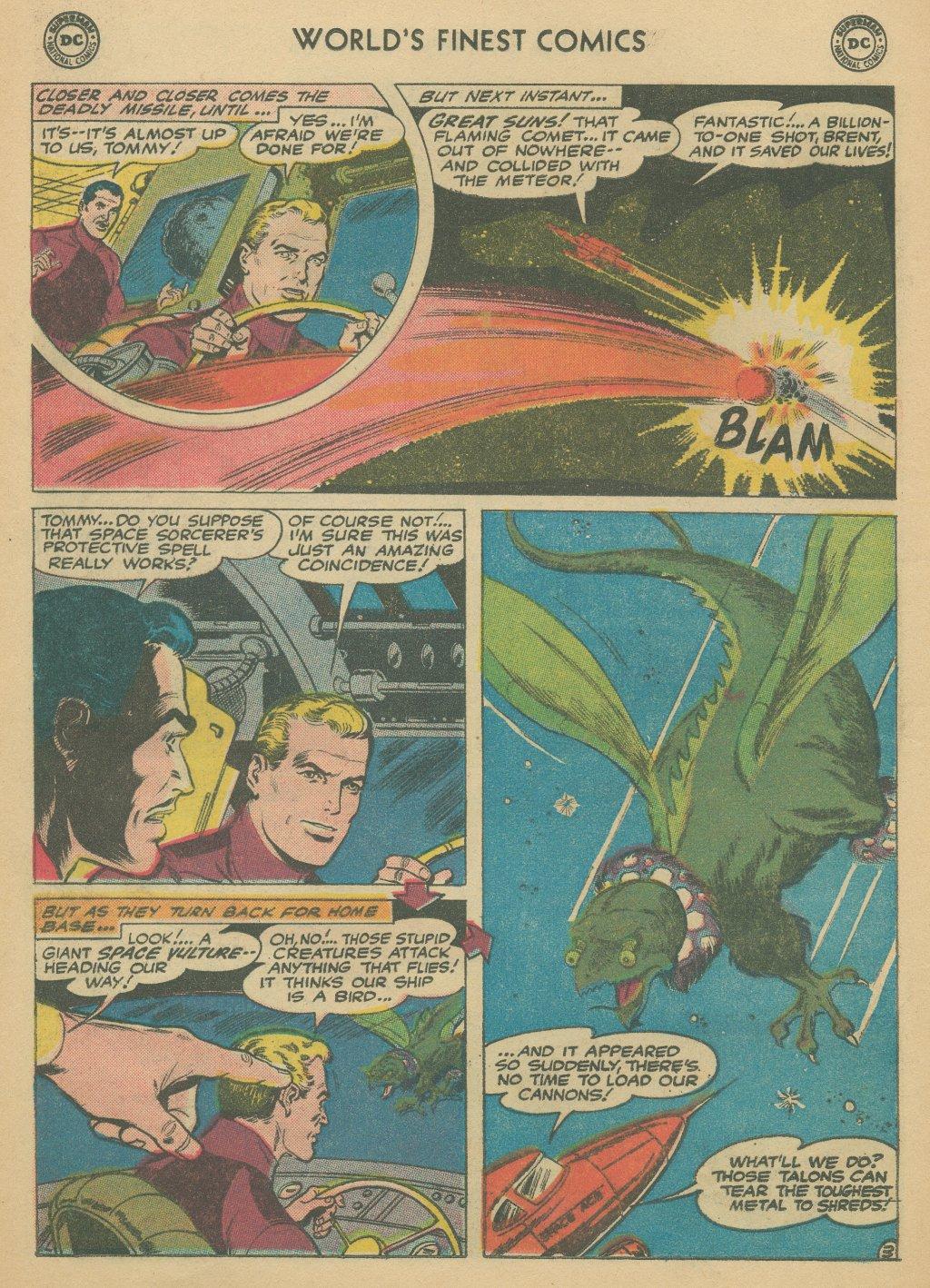 Read online World's Finest Comics comic -  Issue #108 - 20