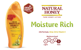 Natural Honey Moisture Rich