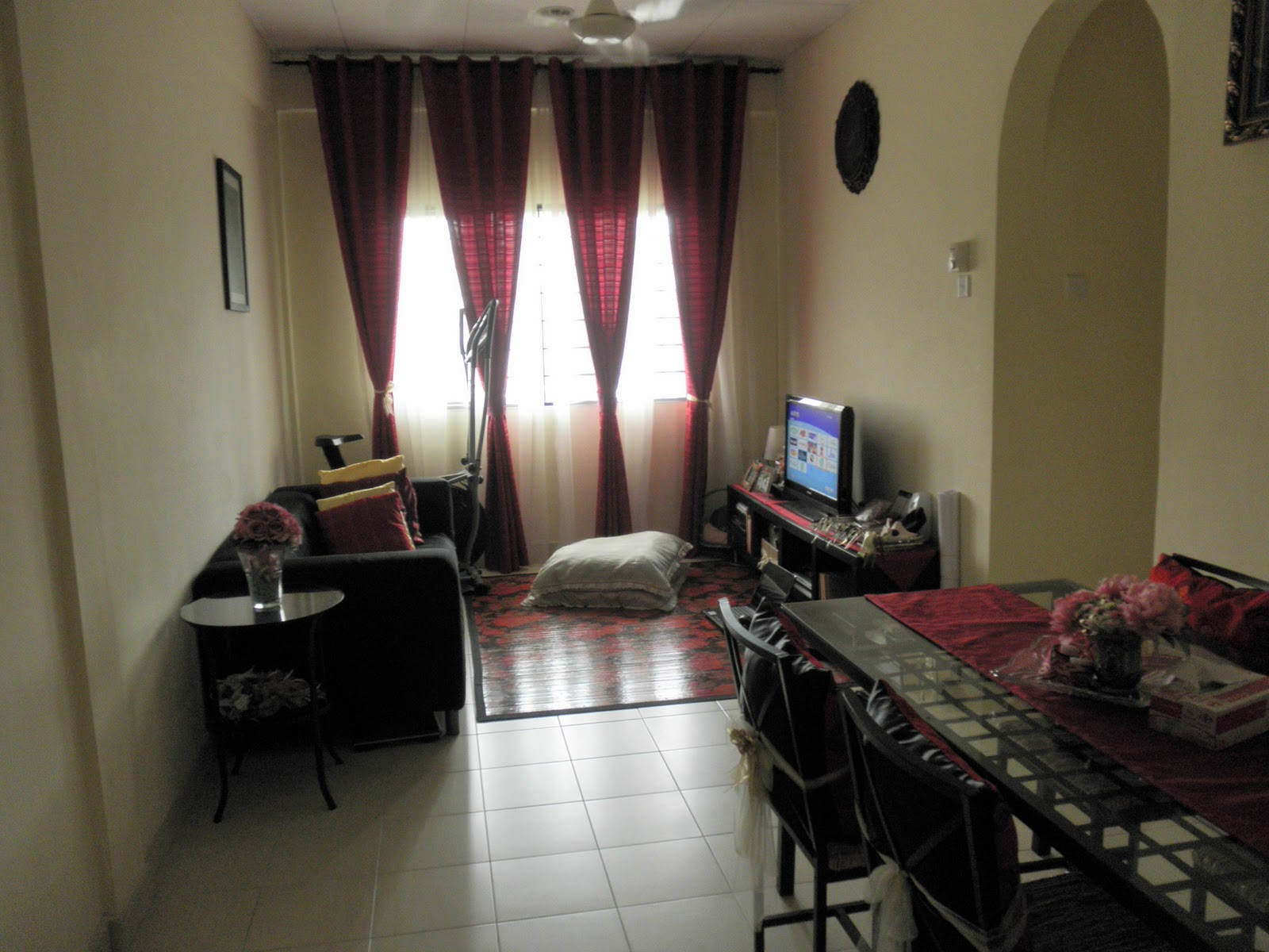 dekorasi ruang tamu yang kecil images rumah minimalis