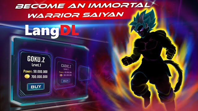 Dragon Shadow Battle Warriors: Super Hero Legend v1.1.5 Mod Apk Download