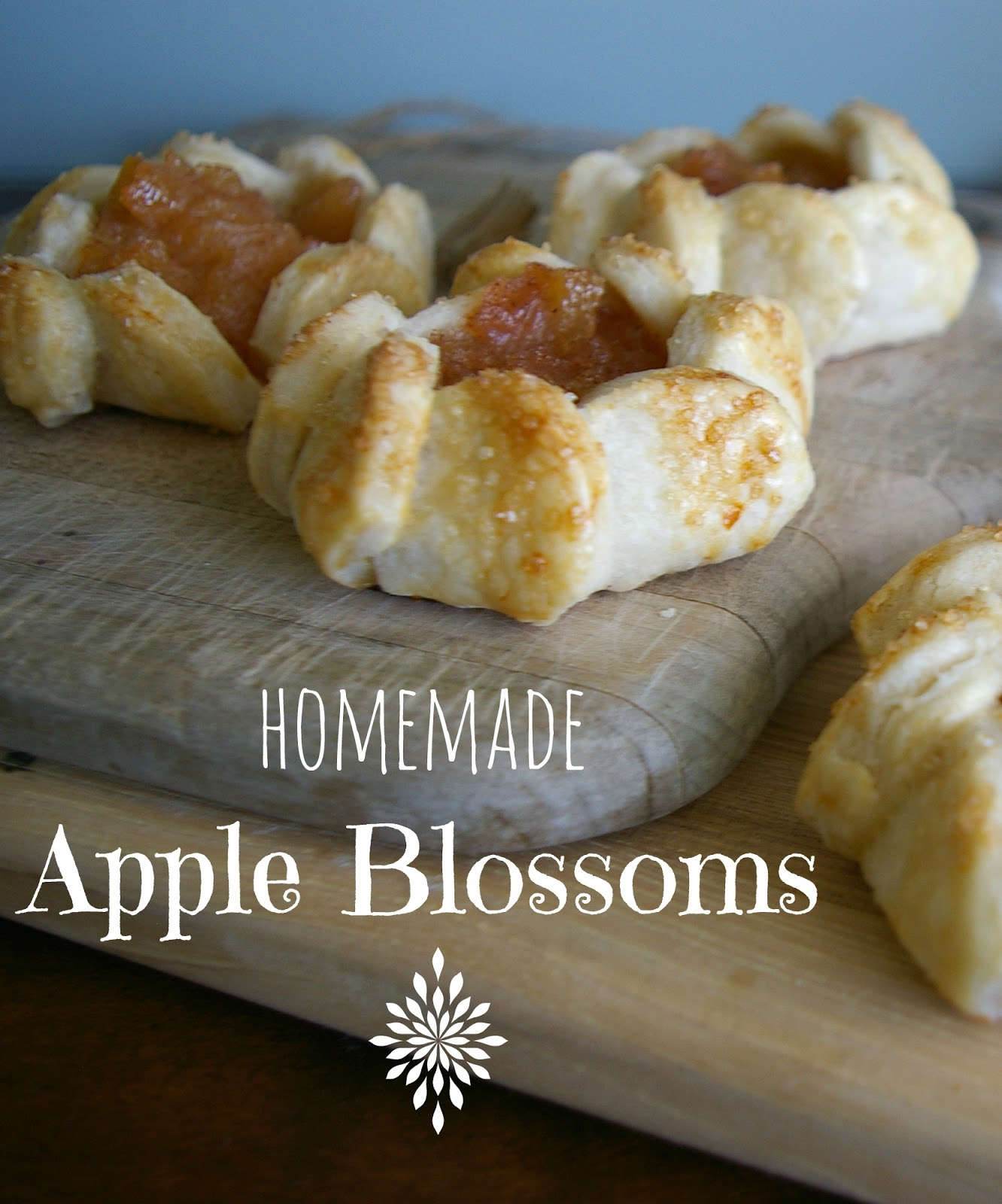 Apple Blossom Recipe