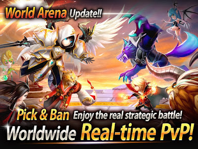 Summoners War v3.3.0 Mega Mod Apk for android