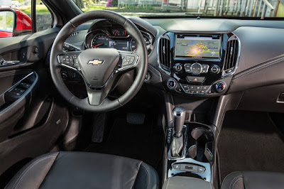 The New 2016 Chevrolet Cruze Offers 42 MPG on the Highway