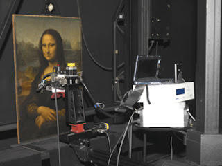 Mona Lisa's Scan