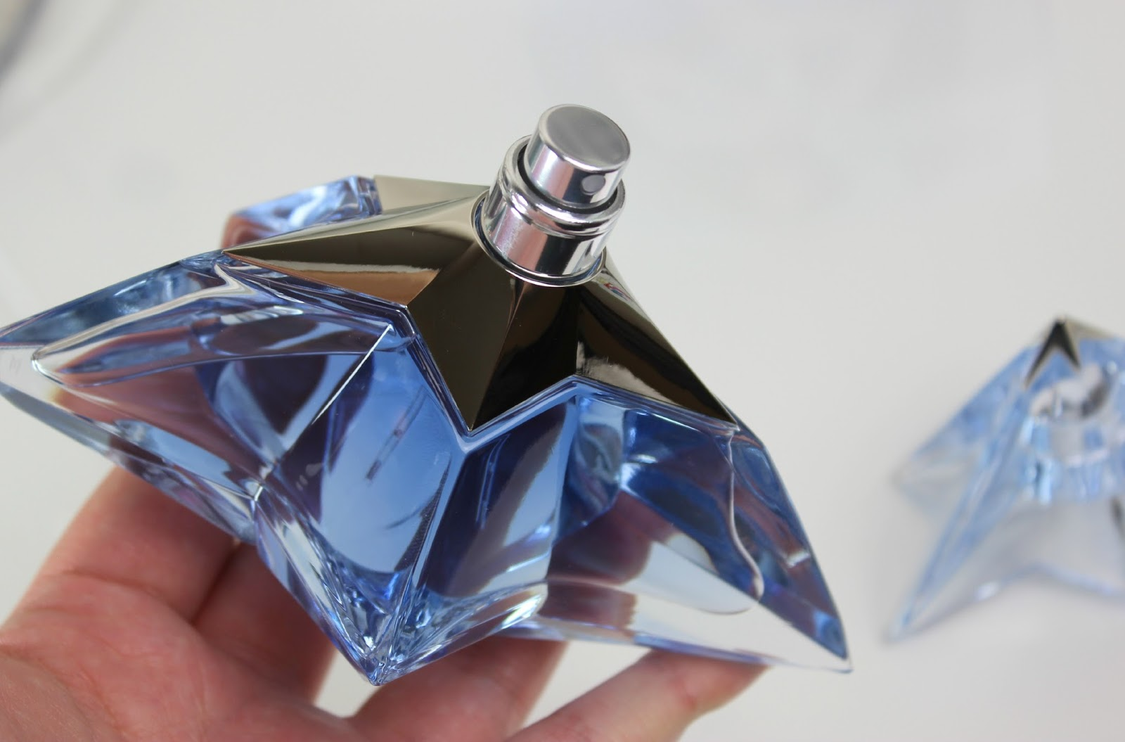 A picture of Thierry Mugler Angel New Star Eau de Parfum Refillable Bottle