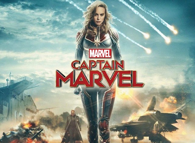 Captain Marvel (Trailer Film 2019)