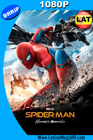 Spider-Man: de Regreso a Casa (2017) Latino HD 1080P ()