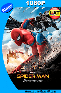 Spider-Man: de Regreso a Casa (2017) Latino HD 1080P - 2017