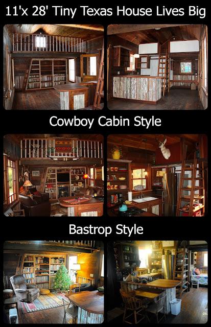 Tiny Home Designs: Sweatsville: 12 X 28 Tiny Texas House