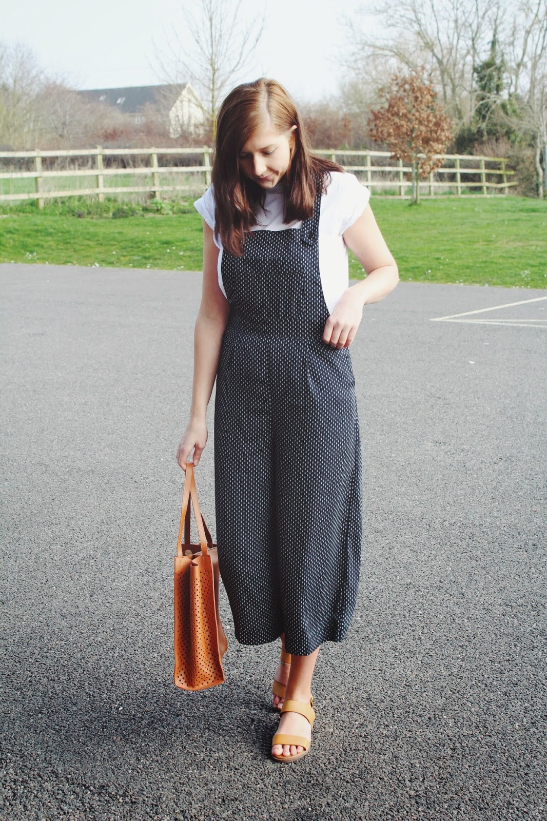 asseenonme, asos, wiw, whatimwearing, lotd, lookoftheday, ootd, outfitoftheday, halcyonvelvet, fbloggers, fblogger, fashionbloggers, fashionblogger, H&M, primark, culottes, dungarees, summerfashion