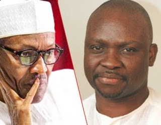 President Buhari  returns for my agitation —Fayose