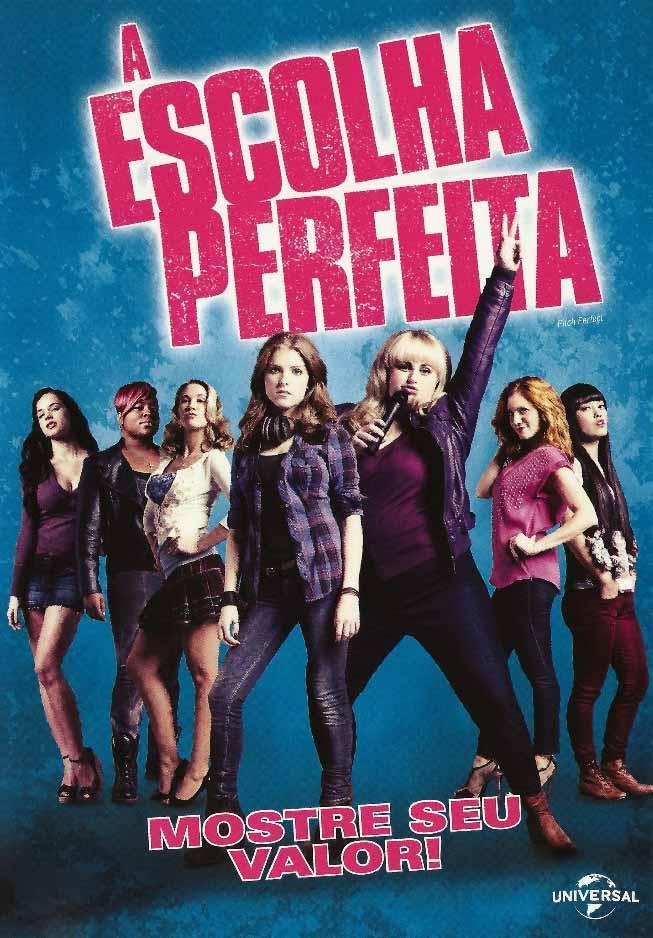 A Escolha Perfeita Torrent – Blu-ray Rip 1080p Dual Áudio (2012)