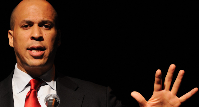 Cory Booker: Things Are 'Savagely Wrong' In America