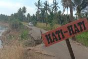 Warga Lilirilau Anggap Pemerintahan Kaswadi-Supri Gagal Jika Belum Benahi Jalan Ini
