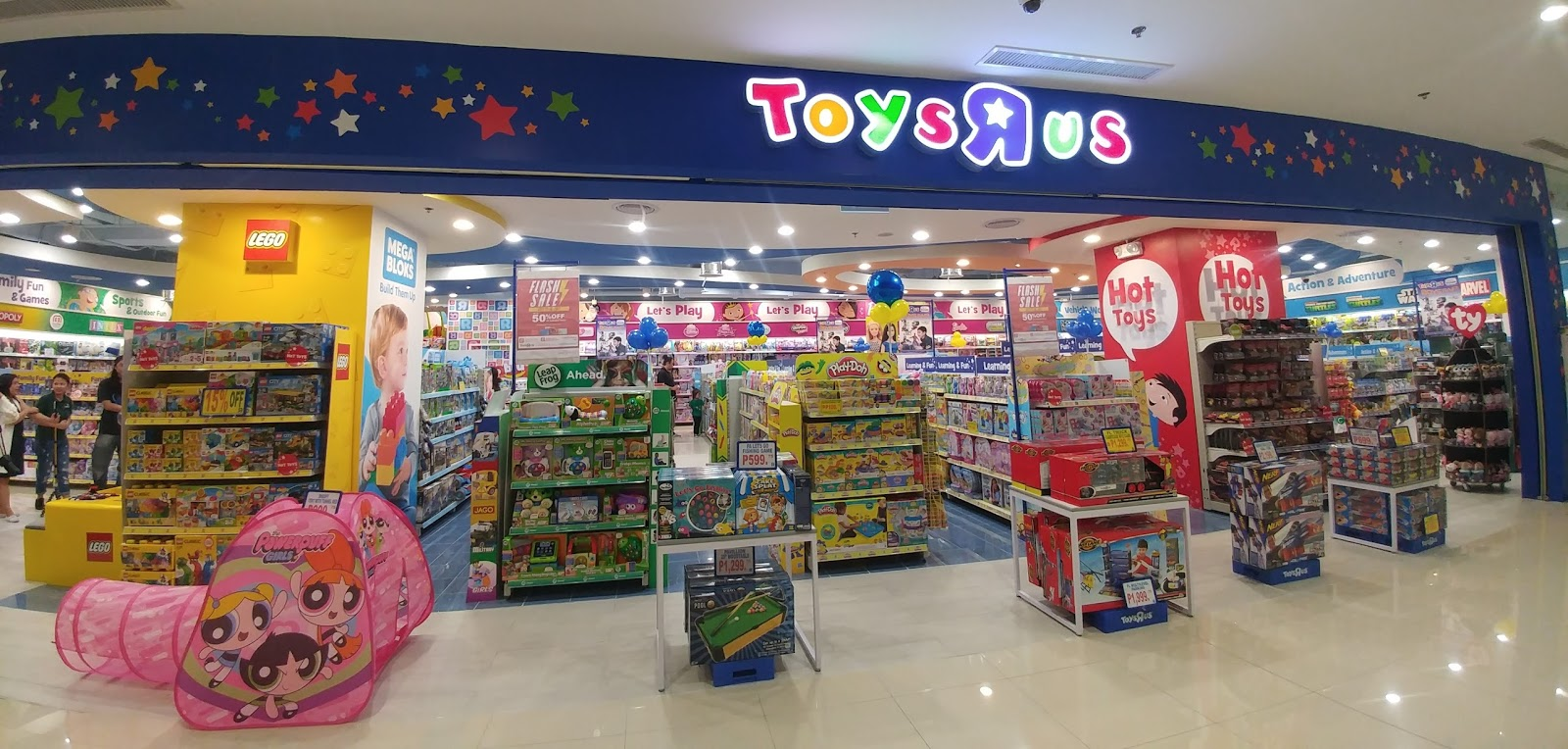 Toys R Us Expands Their 33rd Store In The South