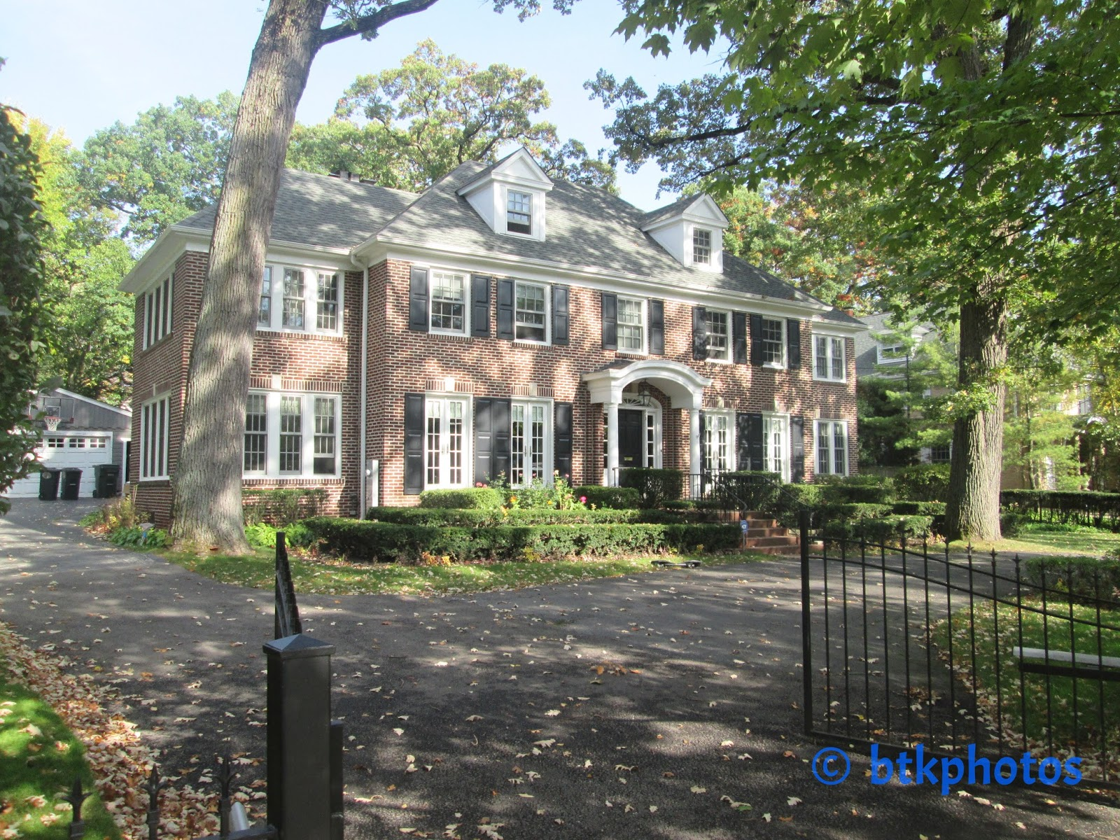 Reel To Real Movie And Tv Filming Locations Home Alone 1990