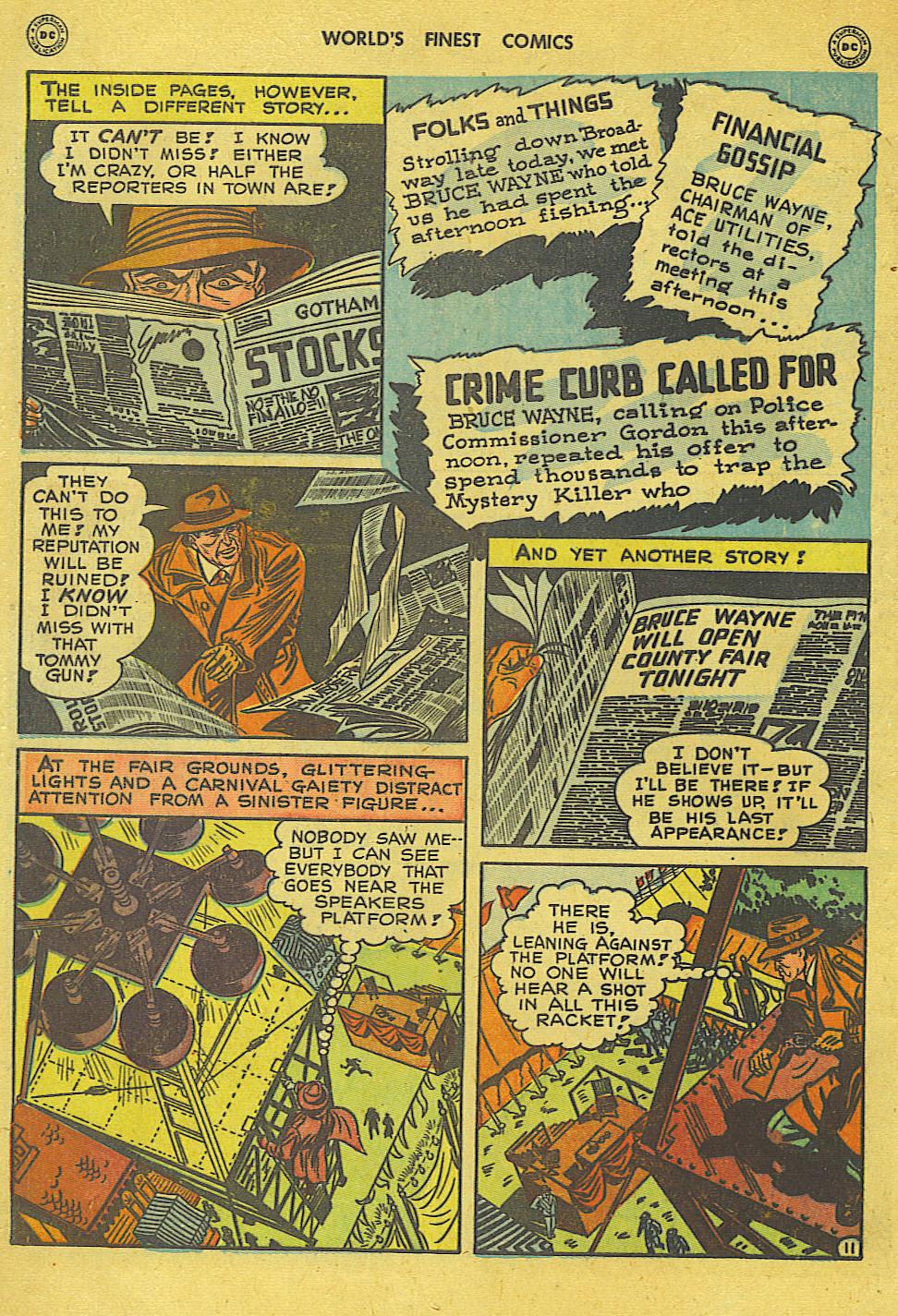 Read online World's Finest Comics comic -  Issue #34 - 72