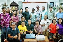 Kunjungan Dewan Paroki Harian (DPH) ke Wilayah St. Petrus.