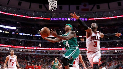 NBA : Bulls, Celtics Return to Boston