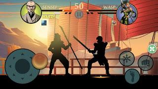 تحميل لعبة Shadow Fight 2 Special Edition  مدفوعة مجانا نقود لاتنتهي للاندرويد