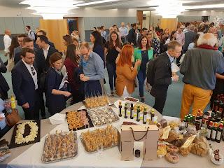 Στις Βρυξέλλες και το Ευρωπαϊκό Κοινοβούλιο ταξίδεψαν τα Πελοποννησιακά ΠΟΠ προϊόντα και η Πελοποννησιακή γαστρονομία