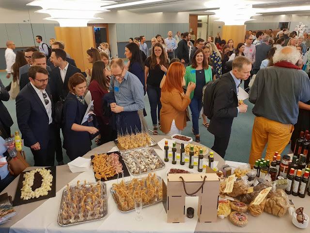 Αποτέλεσμα εικόνας για Στο Ευρωπαϊκό Κοινοβούλιο η πελοποννησιακή γαστρονομία