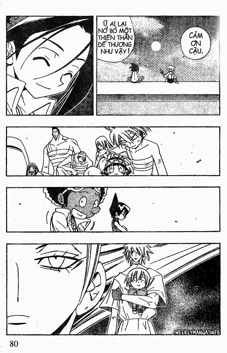 Shaman King [Vua pháp thuật] chap 188 trang 15