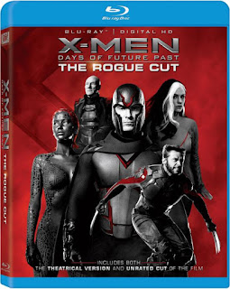 Blu-ray Review: X-Men: Days of Future Past - The Rogue Cut