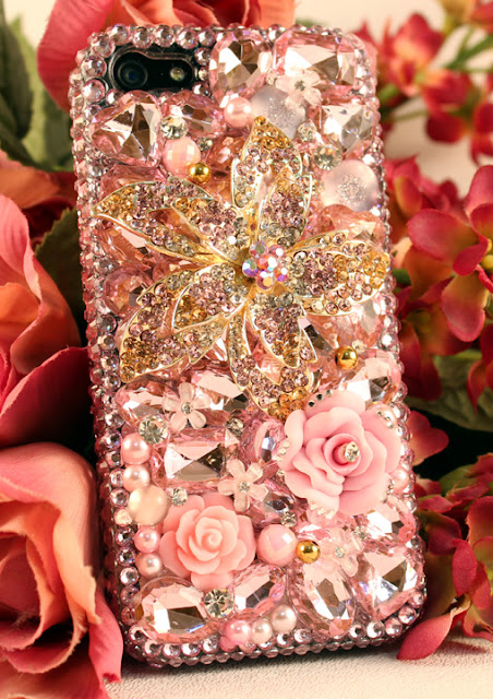 Crystal iPhone 5 Case from Lux Addiction