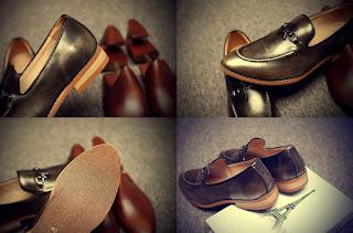 Sepatu Pantofel Pria Model Korea Terbaru Juni 2016