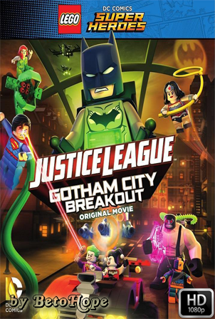 Lego DC Comics Superheroes: Justice League – Gotham City Breakout [1080p] [Latino-Ingles] [MEGA]
