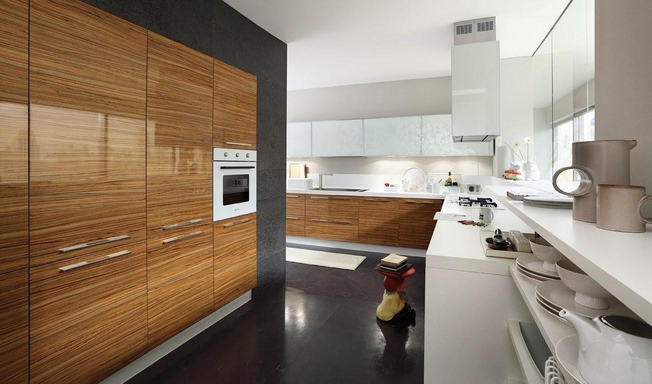 50 ideas de cómo combinar los colores en la cocina - Cocinas con ...
