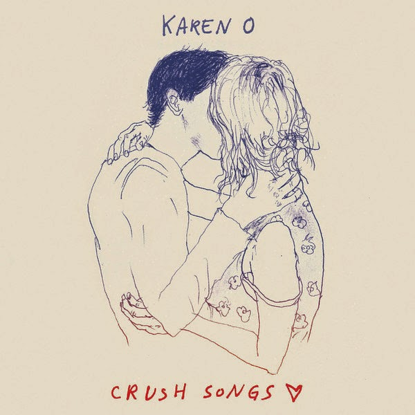 Karen O - Crush Songs Cover